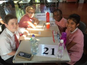 Havering Maths Comp12