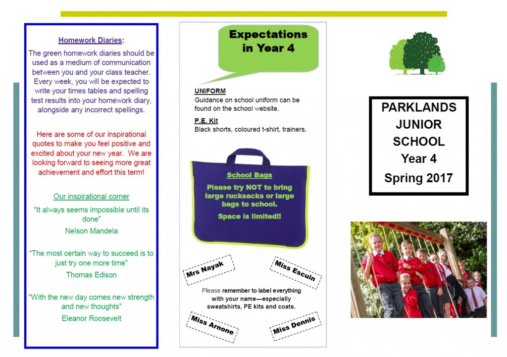 yr4-spring-curriculum-map-pupils