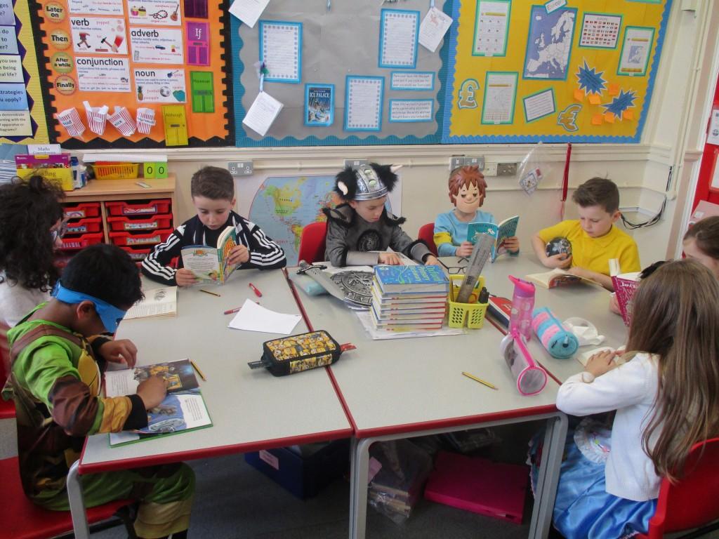 Doing their homework - 3 3
